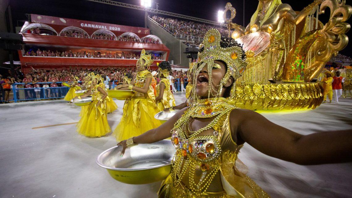 Desfile das Campeãs do Carnaval do Rio 2020