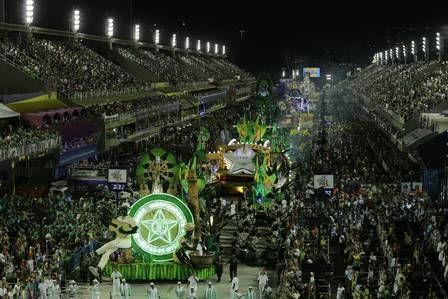 Batuque ao Caçador' é o enredo da Mocidade para o Carnaval 2021