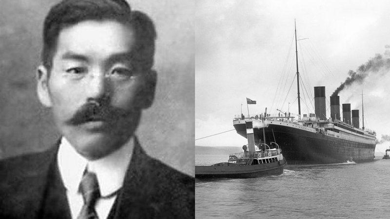 MASABUMI HOSONO, O SOBREVIVENTE DO TITANIC QUE VIROU VERGONHA NACIONAL NO JAPÃO POR NÃO TER MORRIDO