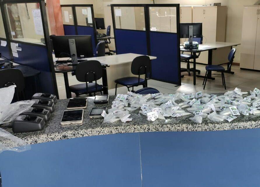 Polícia Militar prende traficante de droga da MCMV de Itaipuaçu em Maricá