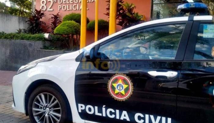 Dois homens são presos pelo crime de falsificação em Maricá