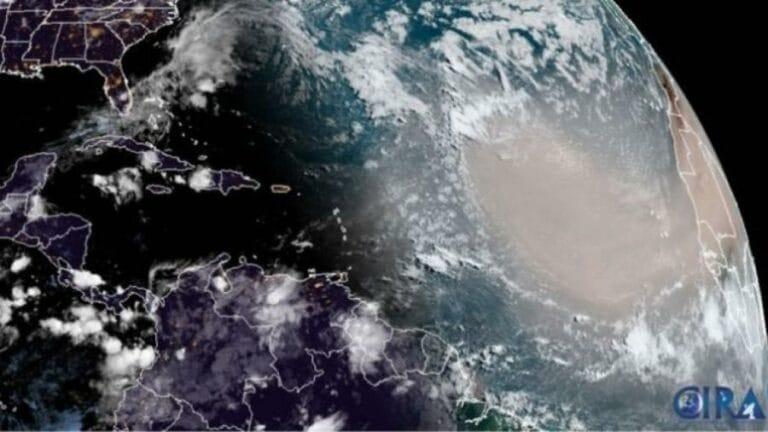 Nuvem de poeira Godzilla está chegando na América. E agora?