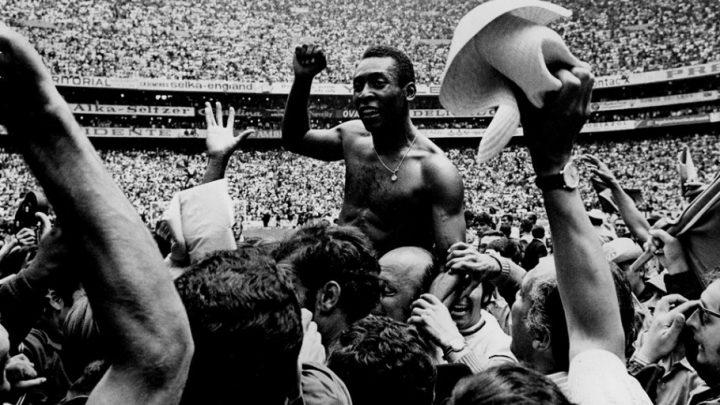 50 anos do Tri: Pelé, o Rei do futebol, se despediu da Copa do Mundo em grande estilo