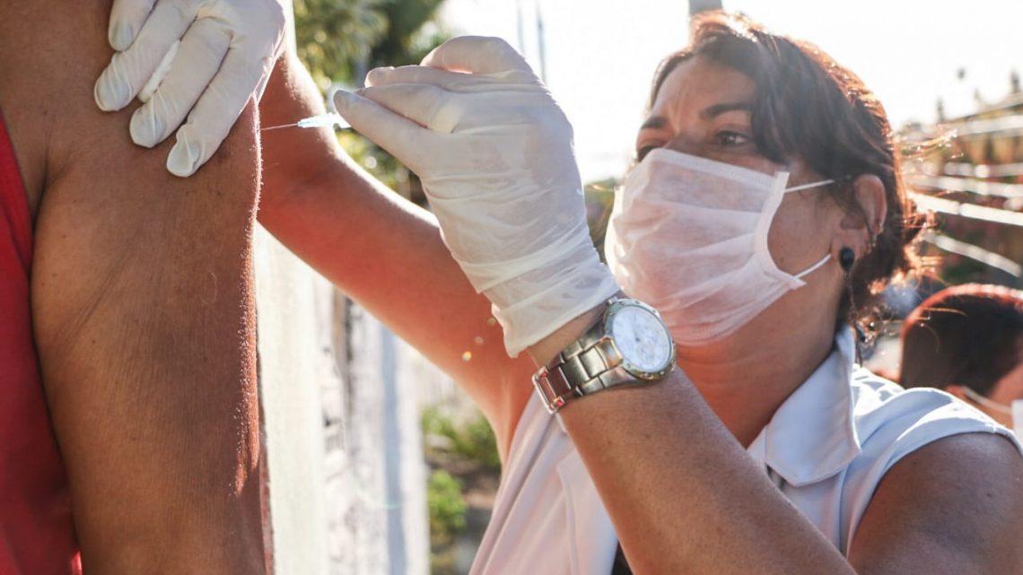 Campanha de vacinação é prorrogada em Maricá