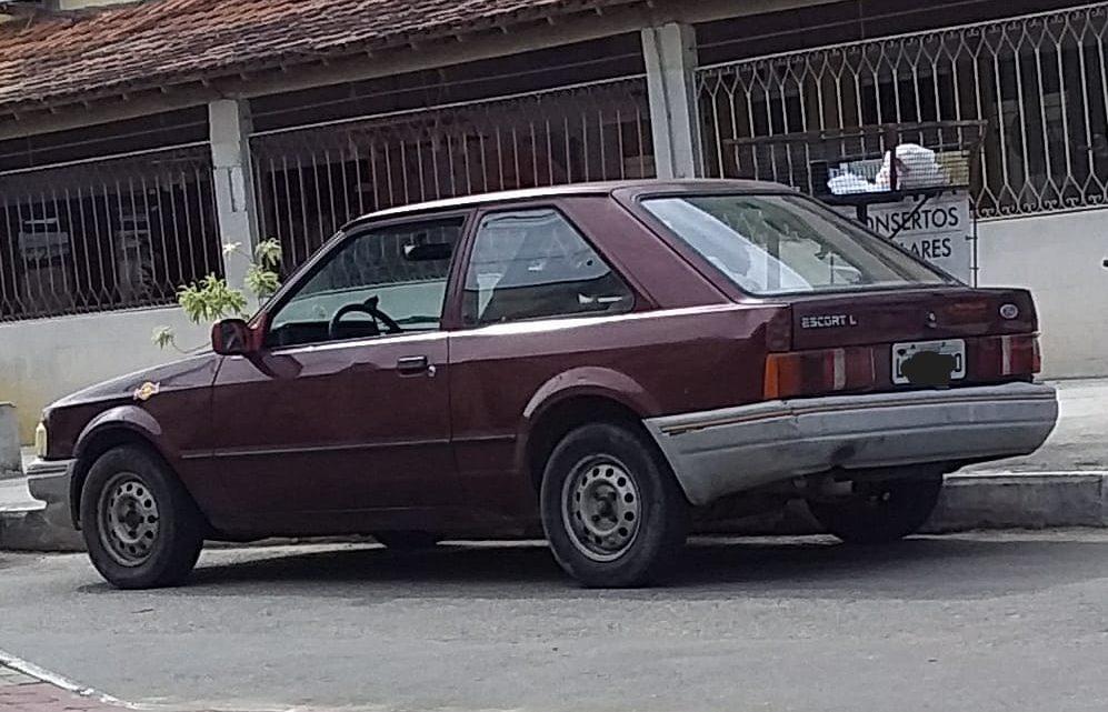 Veículo roubado é recuperado