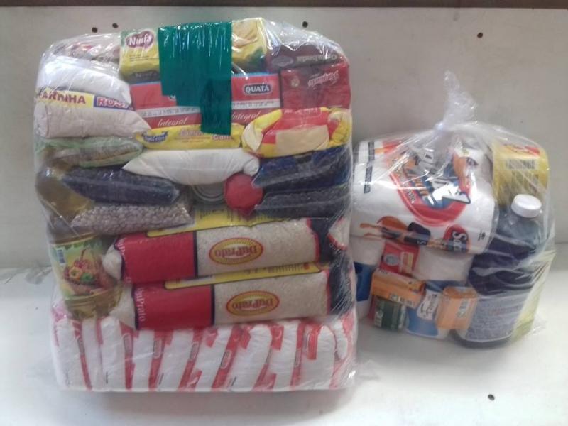 Niterói vai distribuir cestas básicas para famílias vulneráveis
