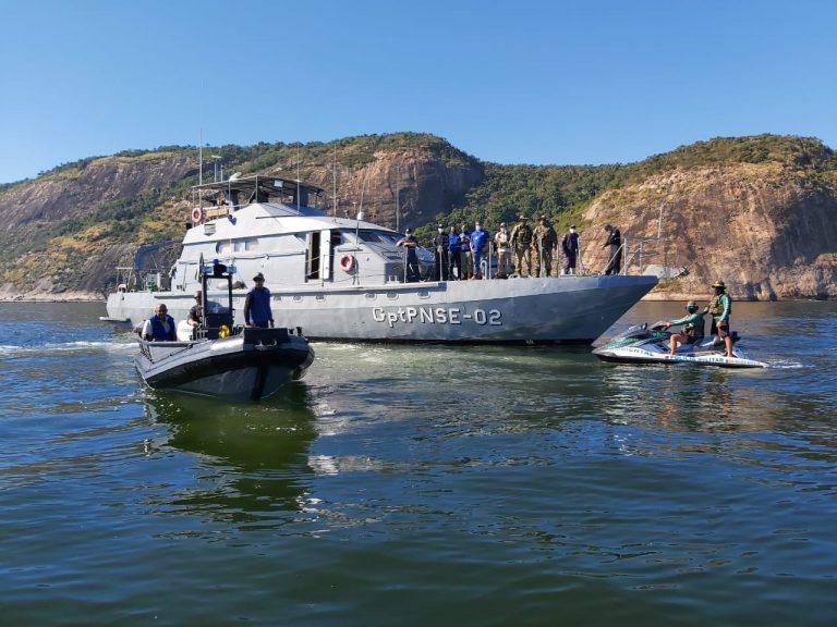 Inea faz operação contra pesca irregular em Maricá e Niterói