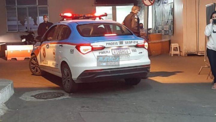Policial militar sofre tentativa de homicídio em Maricá