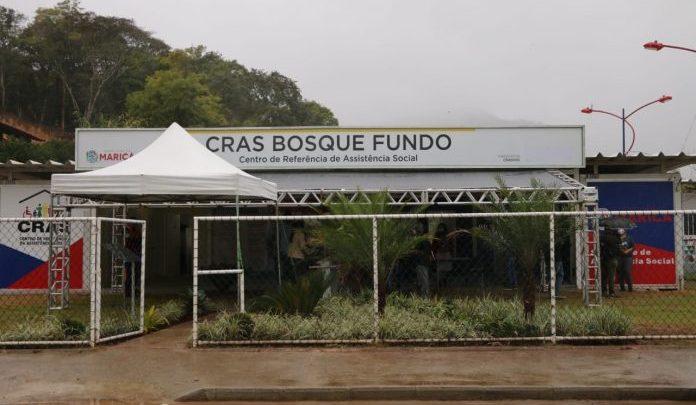 Bosque Fundo ganha um Cras para chamar de seu