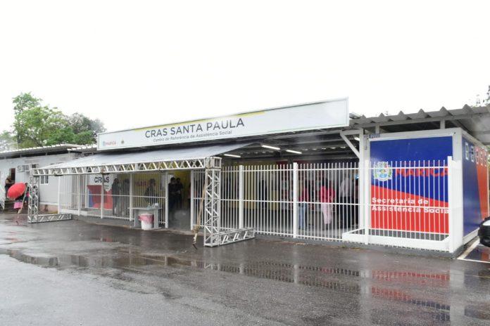Santa Paula ganha unidade do CRAS