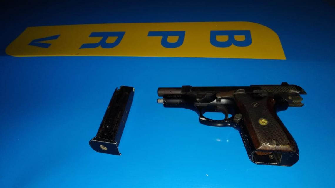 BPRv: troca tiros com bandidos dois morreram e dois foram presos em São José