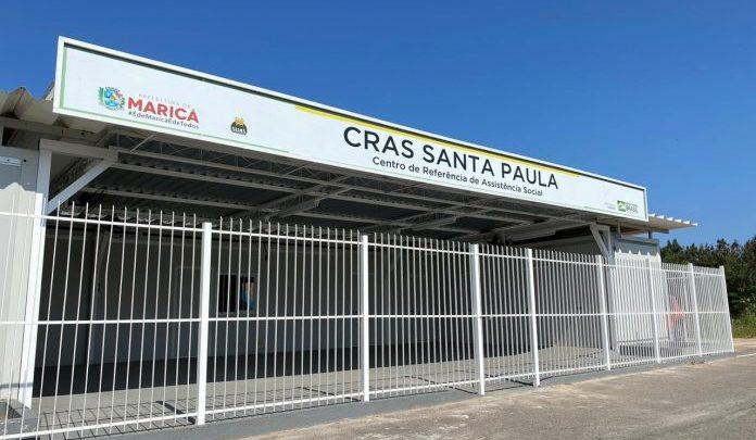 Novos CRAS em Santa Paula e Bosque Fundo