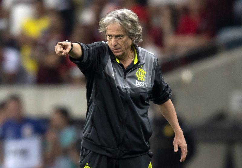 Flamengo anuncia saída do treinador Jorge Jesus. Confira a nota oficial do clube: