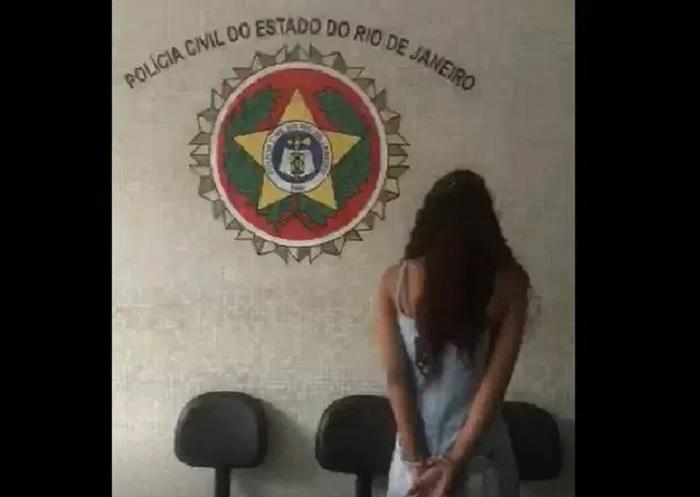 Mulher que assassinou turista é presa 11 anos após o crime em São Gonçalo