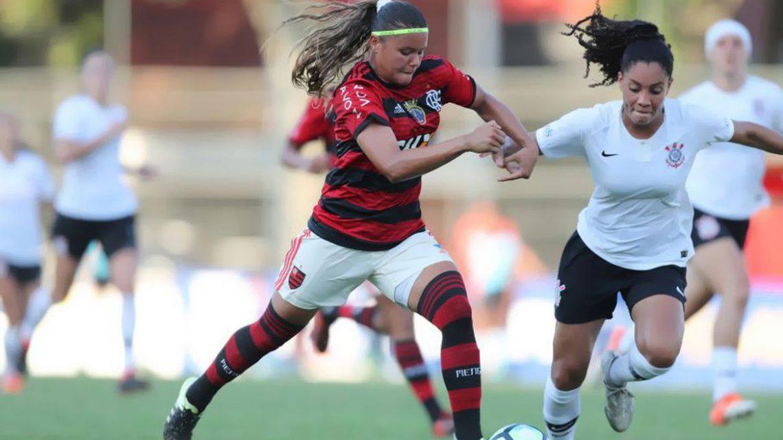 Flamengo e Corinthians encerram sexta rodada do Brasileirão Feminino