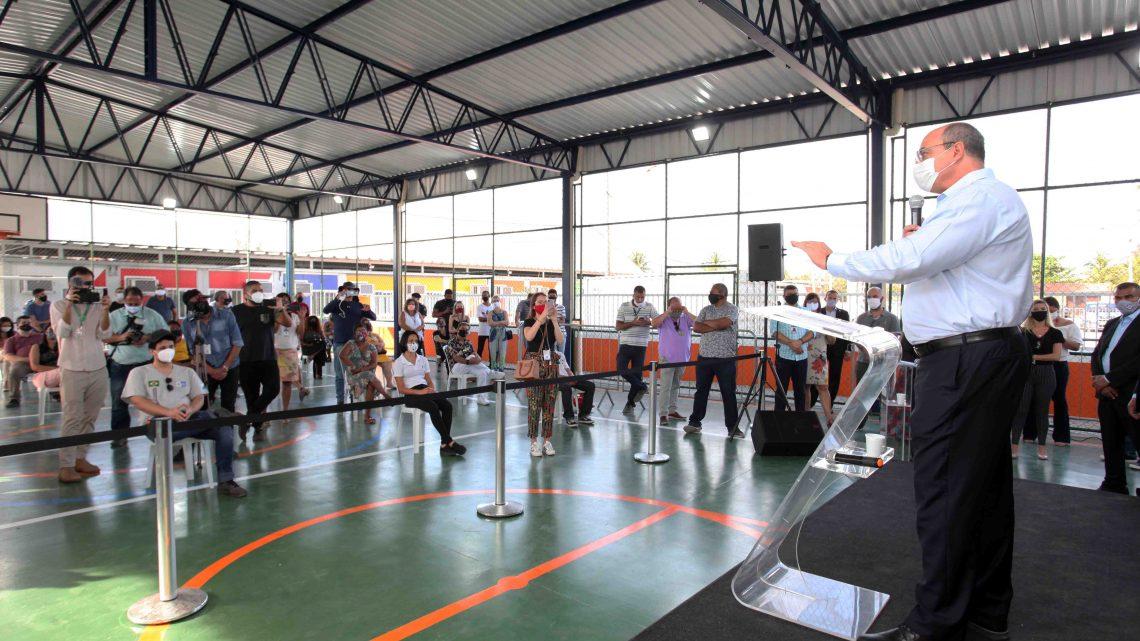 Itaipuaçu ganha primeira escola pública da rede estadual