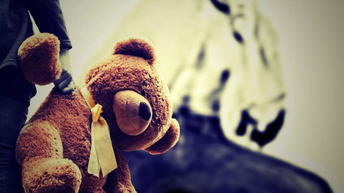 Violência sexual contra crianças