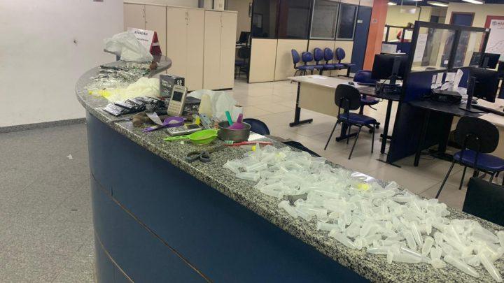 Policiais civis apreende um adolescente e drogas em Cordeirinho