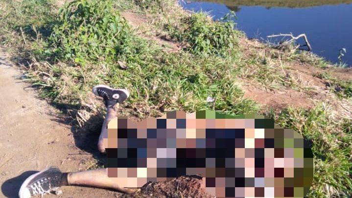 Homem é encontrado morto com parte do corpo carbonizado em Maricá