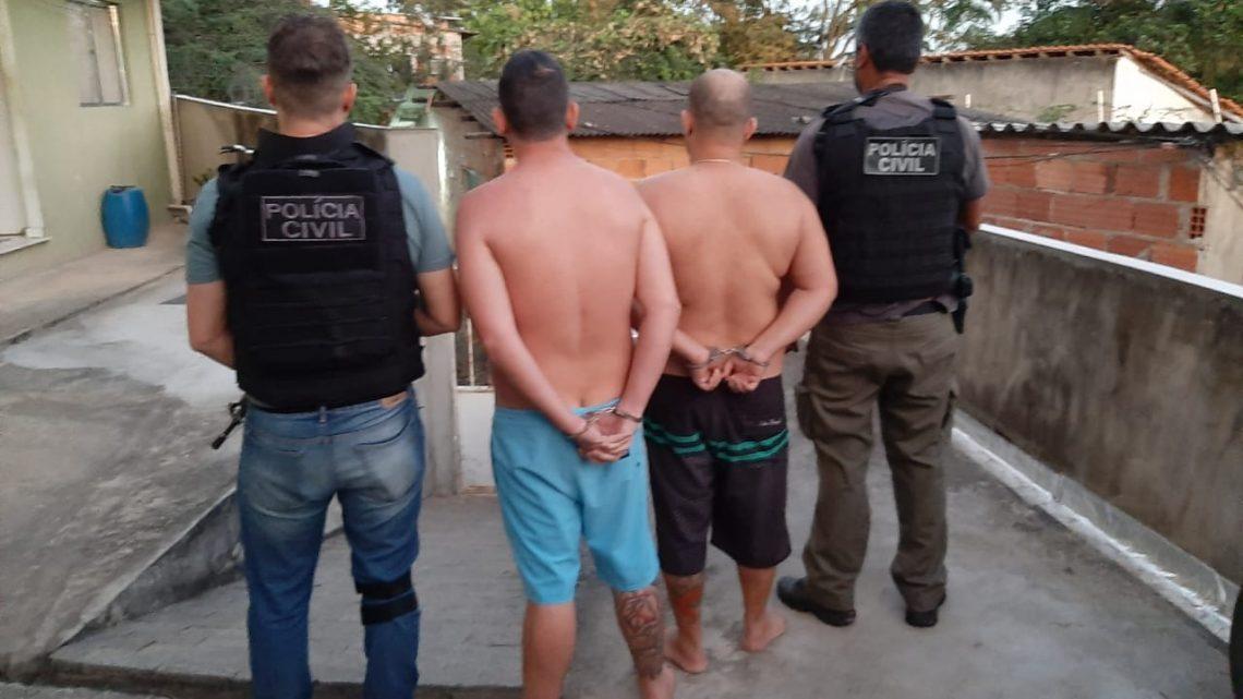 Comparsa de traficante de alto padrão de Niterói é preso