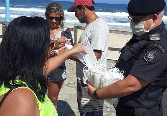 Vereadores aprovam multa para quem não utilizar máscara em Maricá