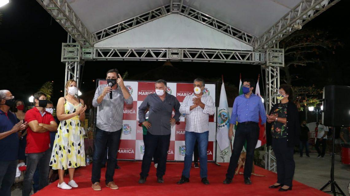 Araçatiba ganha sua praça agroecológica