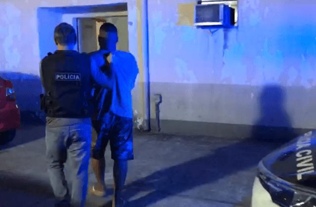 Homem acusado de participar de roubos de veículos é preso em Maricá