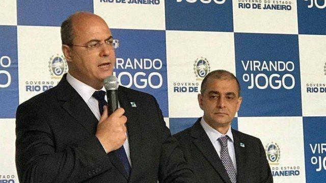 Delação premiada de Edmar Santos envolve Witzel em corrupção na Saúde; defesa do governador nega