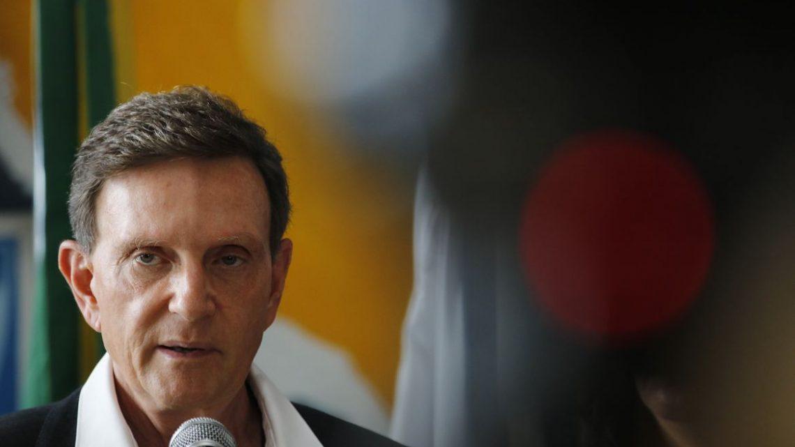 Câmara do Rio nega abertura de impeachment contra Crivella