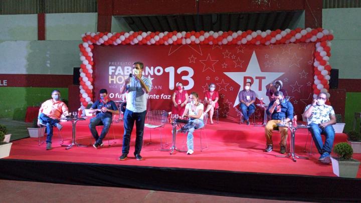 Convenção partidária confirma Fabiano Horta na disputa à reeleição da Prefeitura de Maricá