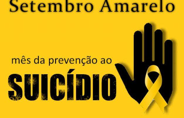 Diário de um suicida Pelo Setembro Amarelo