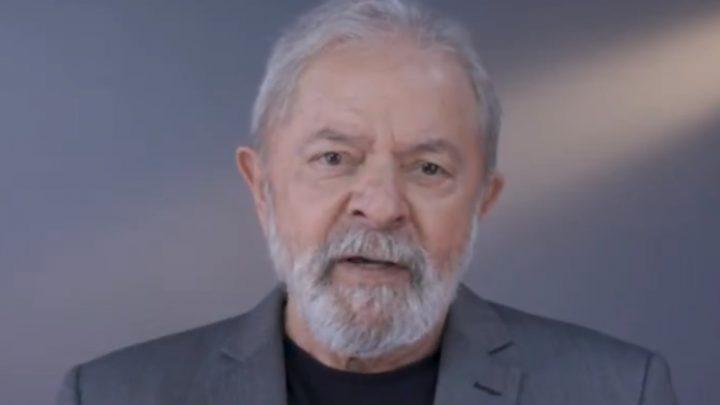 'Acredito que serei absolvido', afirma Lula em entrevista ao 'Show do Antônio Carlos'