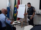 BPRv promove curso de  trânsito para a Guarda Municipal de Maricá-RJ