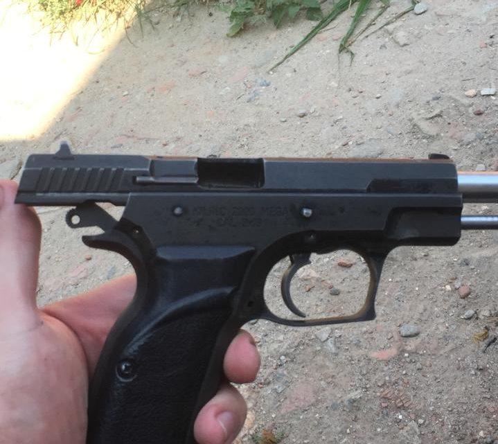 Troca de tiros termina com um baleado em Maricá-RJ