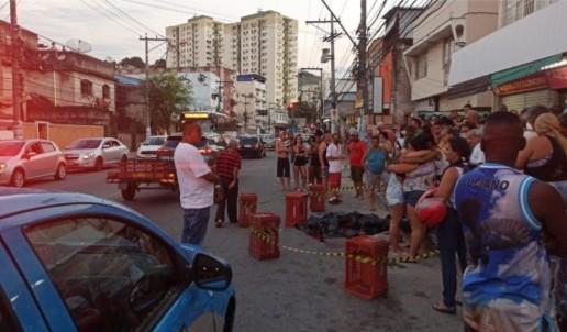 Segurança é assassinado a tiros em São Gonçalo-RJ