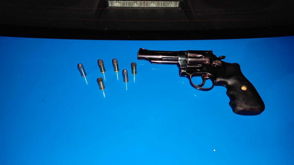 Troca de tiros termina com um baleado na BR 101 em São Gonçalo-RJ
