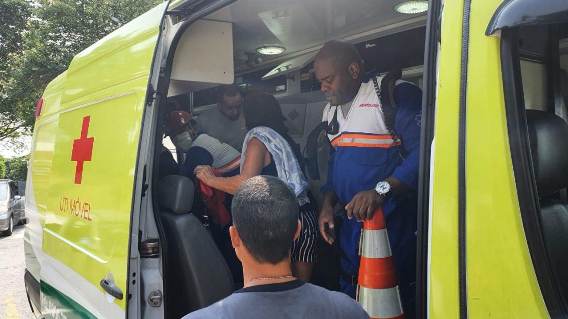 Policiais civis salvam criança de 4 ano com crise de convulsão na Ponte Rio-Niterói