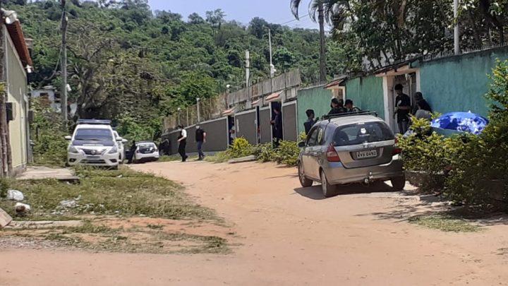 Polícia faz reconstituição da morte de João Pedro em São Gonçalo-RJ