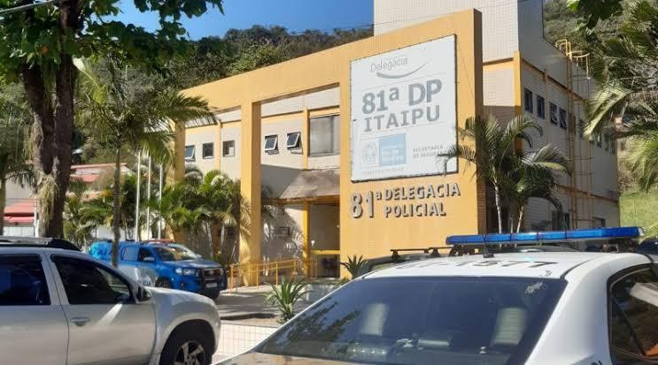 Homem é preso após realizar assalto em Itaipu