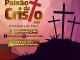 """""""Paixão De Cristo"""",No Grupo De Teatro Monte Castelo Em Teresina-PI"""