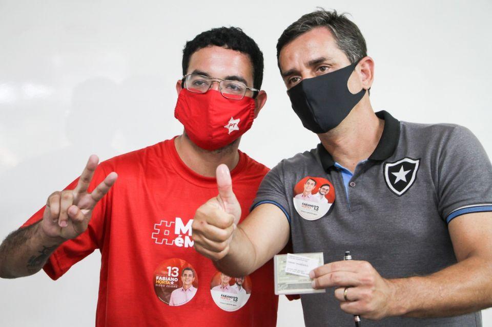 Fabiano Horta reeleito prefeito de Maricá-RJ