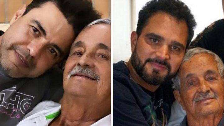Morre 83 anos Francisco Camargo, pai de Zezé di Camargo e Luciano