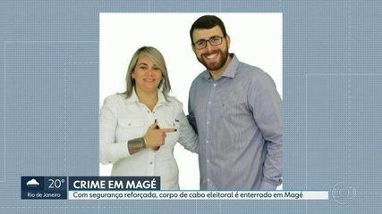 Morte de cabo eleitoral em Magé, no RJ, evidencia clima de violência que marca as eleições no município