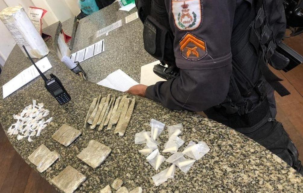 Troca de tiros com PMs termina um preso em Niterói-RJ