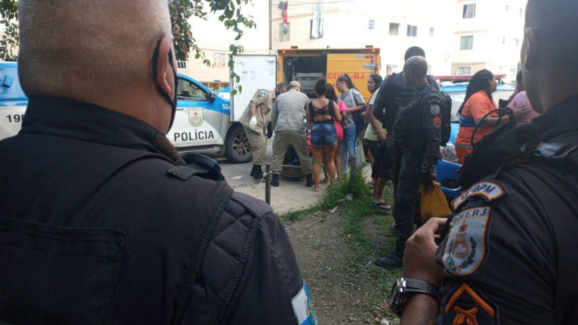 Morto durante confronto com a PM no MCMV de Inoã em Maricá-RJ