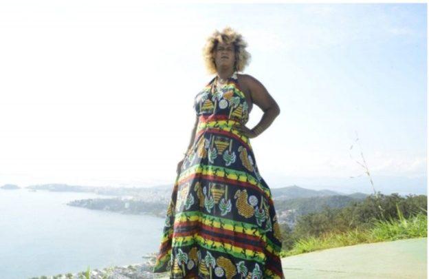 Benny Briolly é a primeira travesti eleita vereadora  de  Niterói