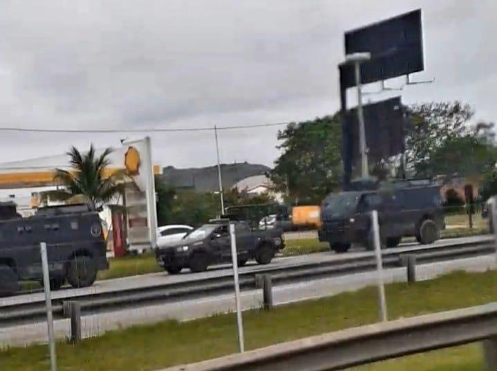 Bope faz operação no Salgueiro para tentar conter guerra interna em São Gonçalo-RJ