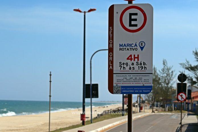 Prefeitura vai proibir estacionamento nas orlas em Maricá-RJ