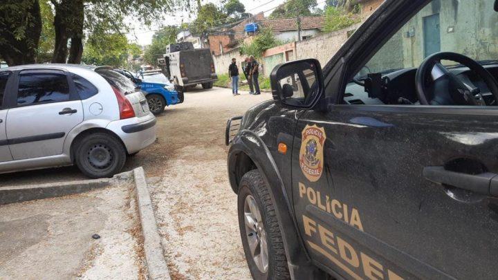 Polícia Federal realiza operação contra pedofilia na Baixada Fluminense