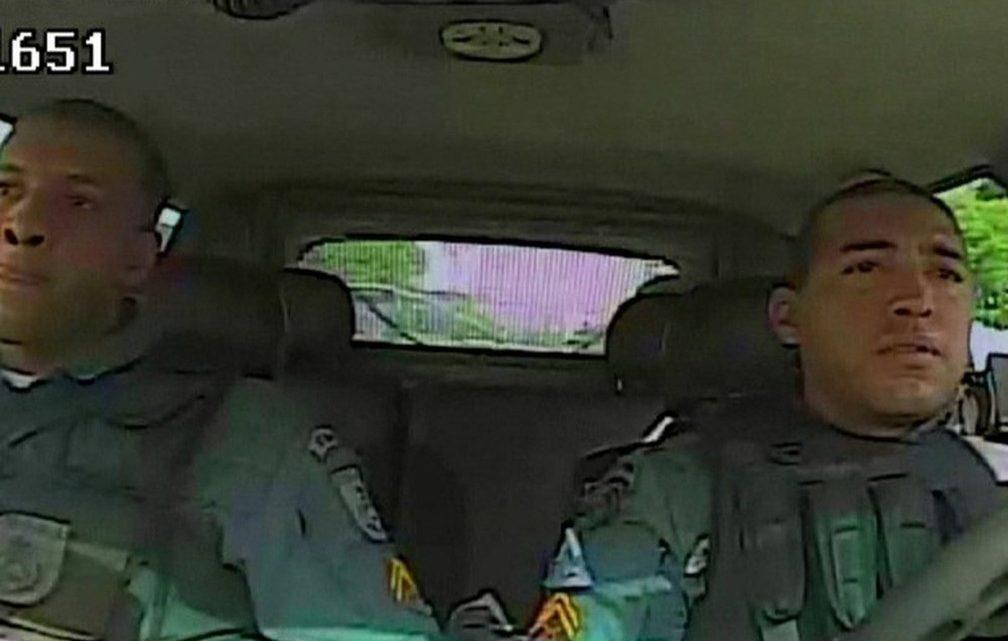 MPRJ cobra da PM que câmeras sejam instaladas em viaturas